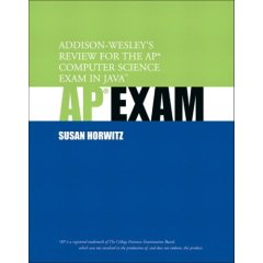 Addison Wesleys Review For The Computer Science AP Exam In Java Paperback